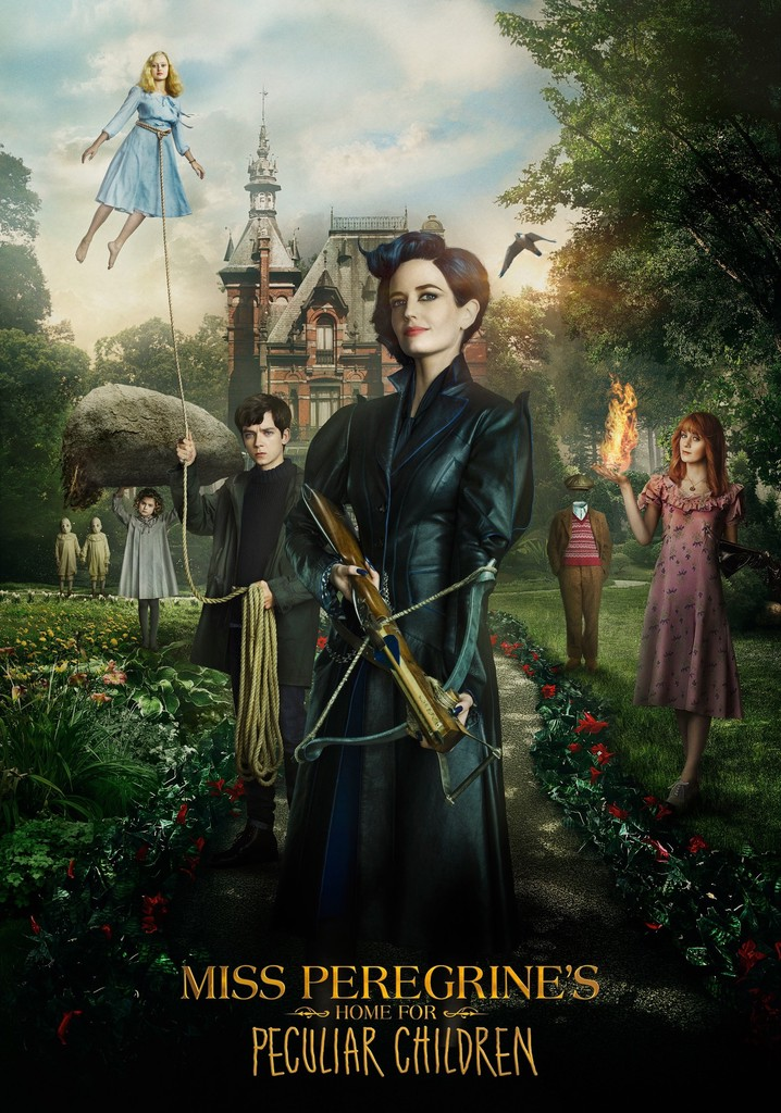 Where to watch Miss Peregrine's Home for Peculiar Children