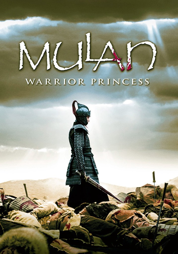 Where to watch Mulan: Rise of a Warrior