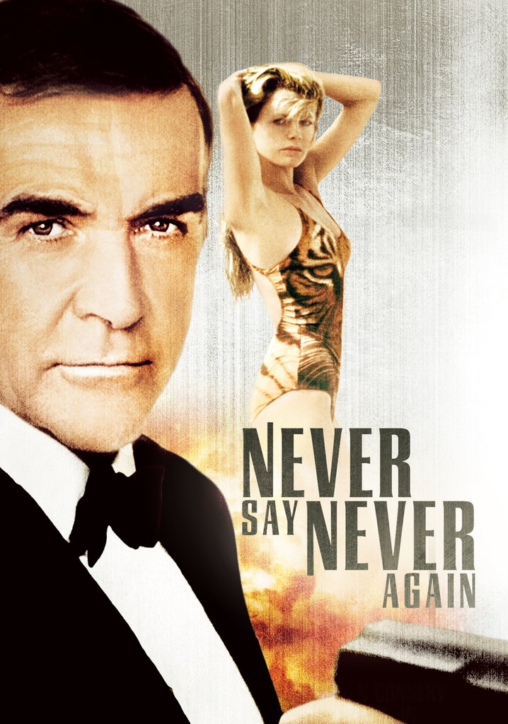 Where to watch Never Say Never Again