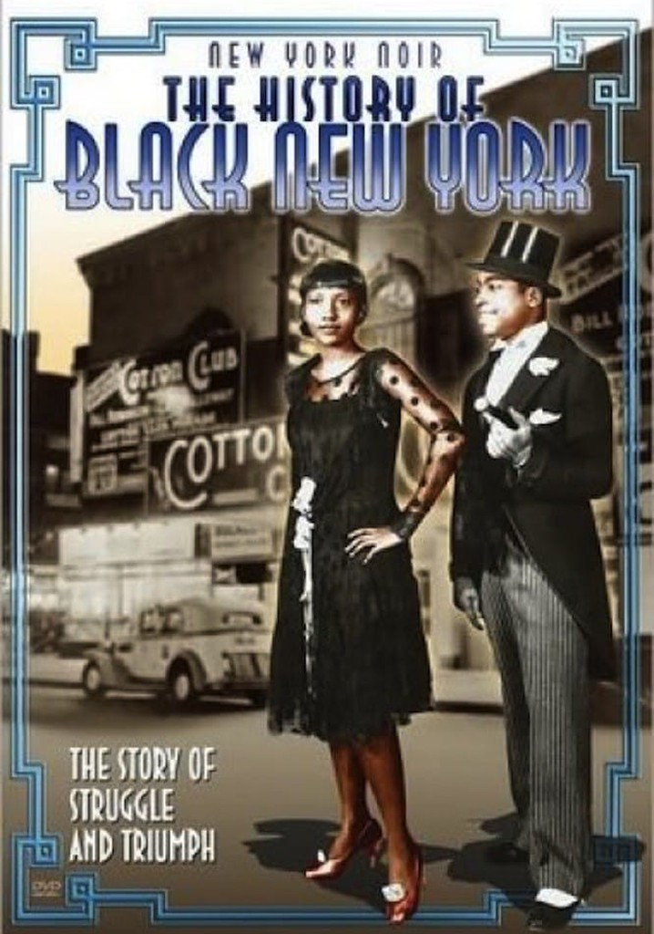 Where to watch New York Noir: The History of Black New York