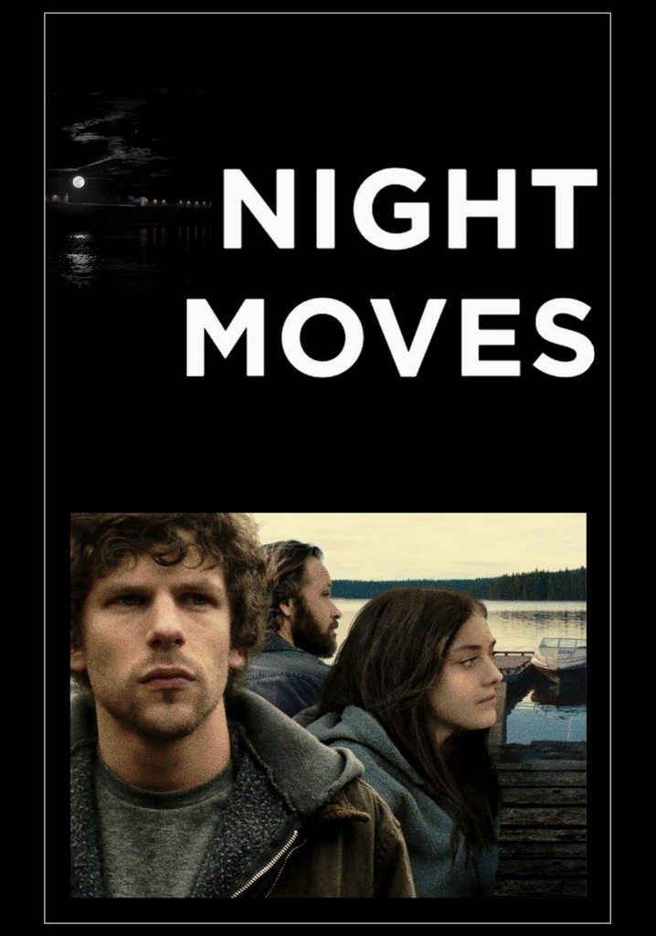 Where to watch Night Moves