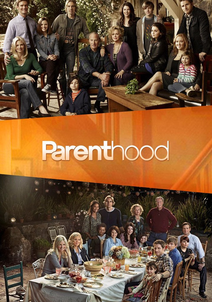 Where to watch Parenthood