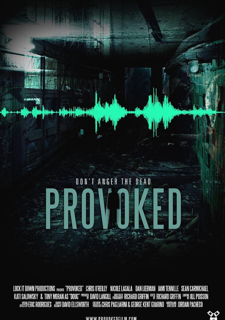 Where to watch Provoked