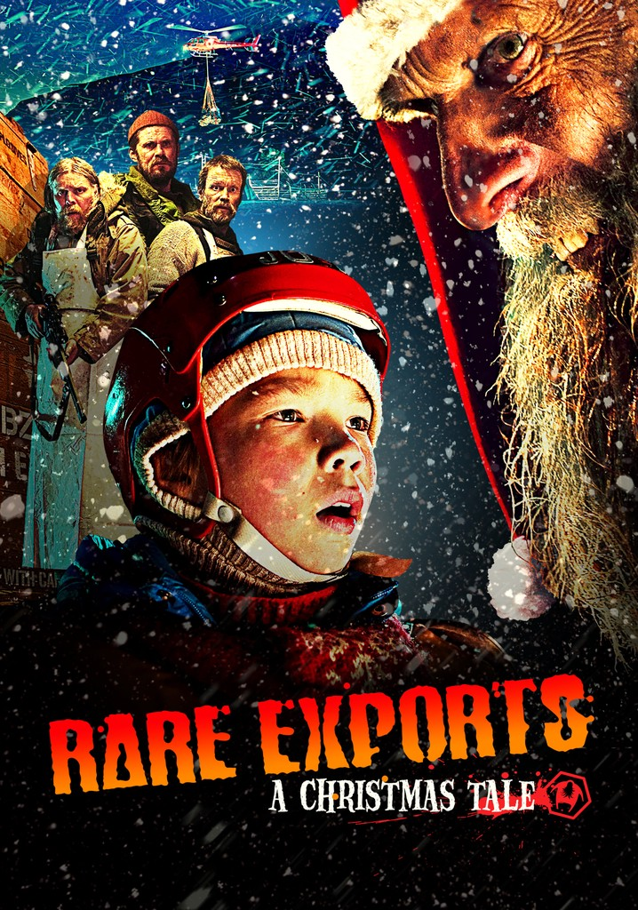 Where to watch Rare Exports: A Christmas Tale