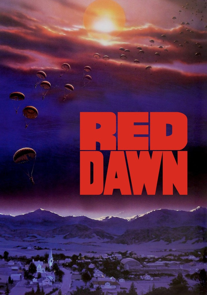 Where to watch Red Dawn