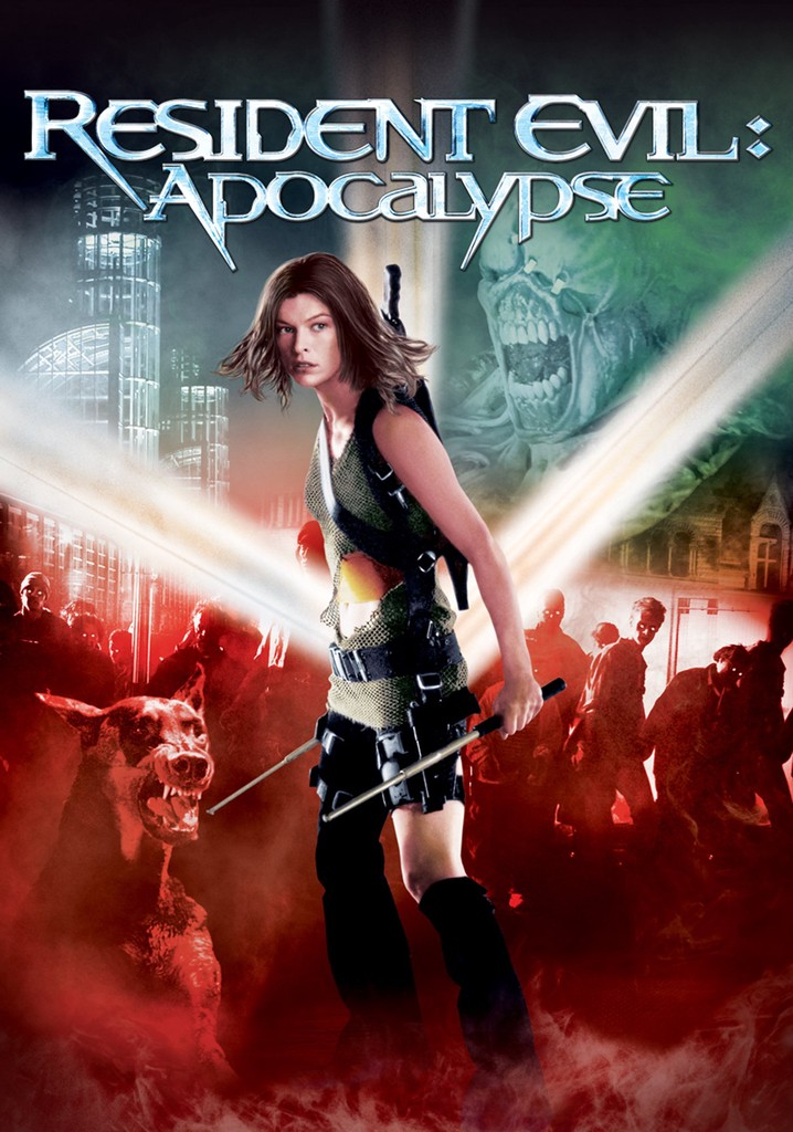 Where to watch Resident Evil: Apocalypse