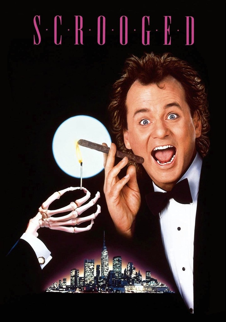Where to watch Scrooged