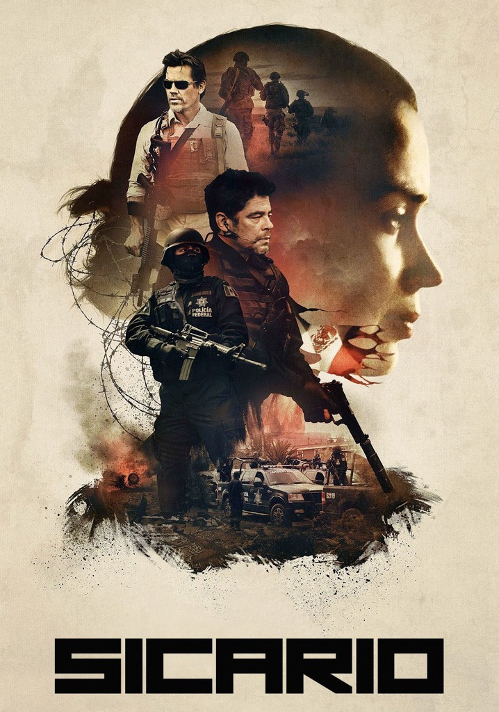 Where to watch Sicario