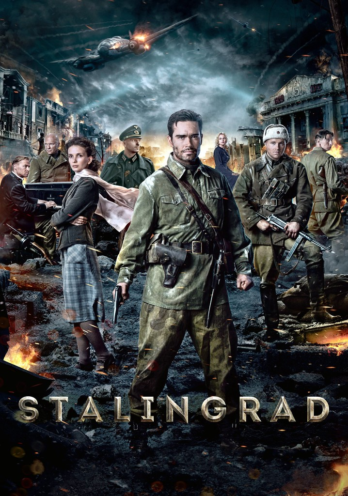 Where to watch Stalingrad