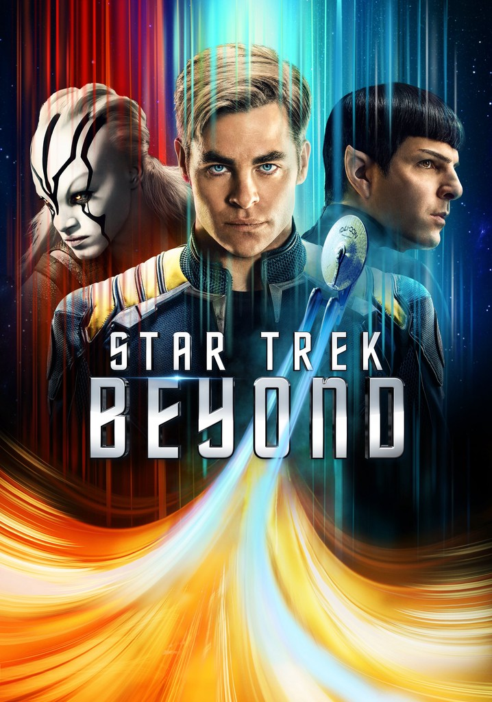 Where to watch Star Trek Beyond