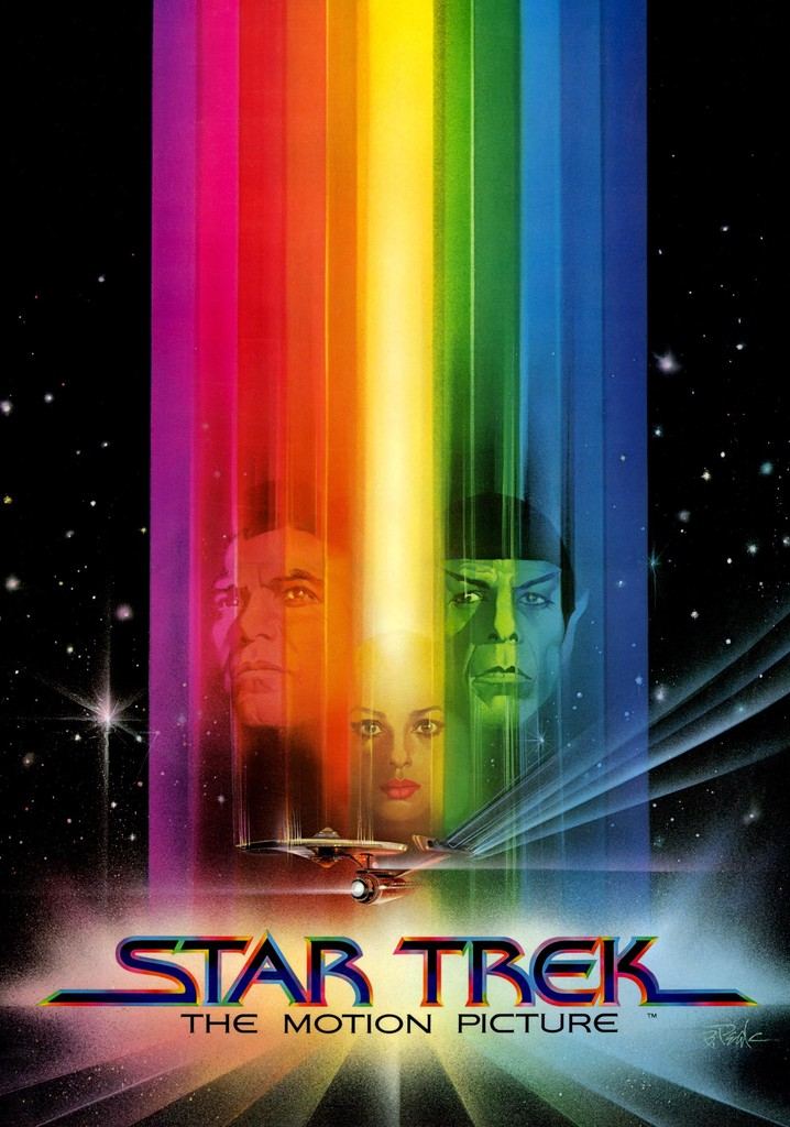 Where to watch Star Trek: The Motion Picture