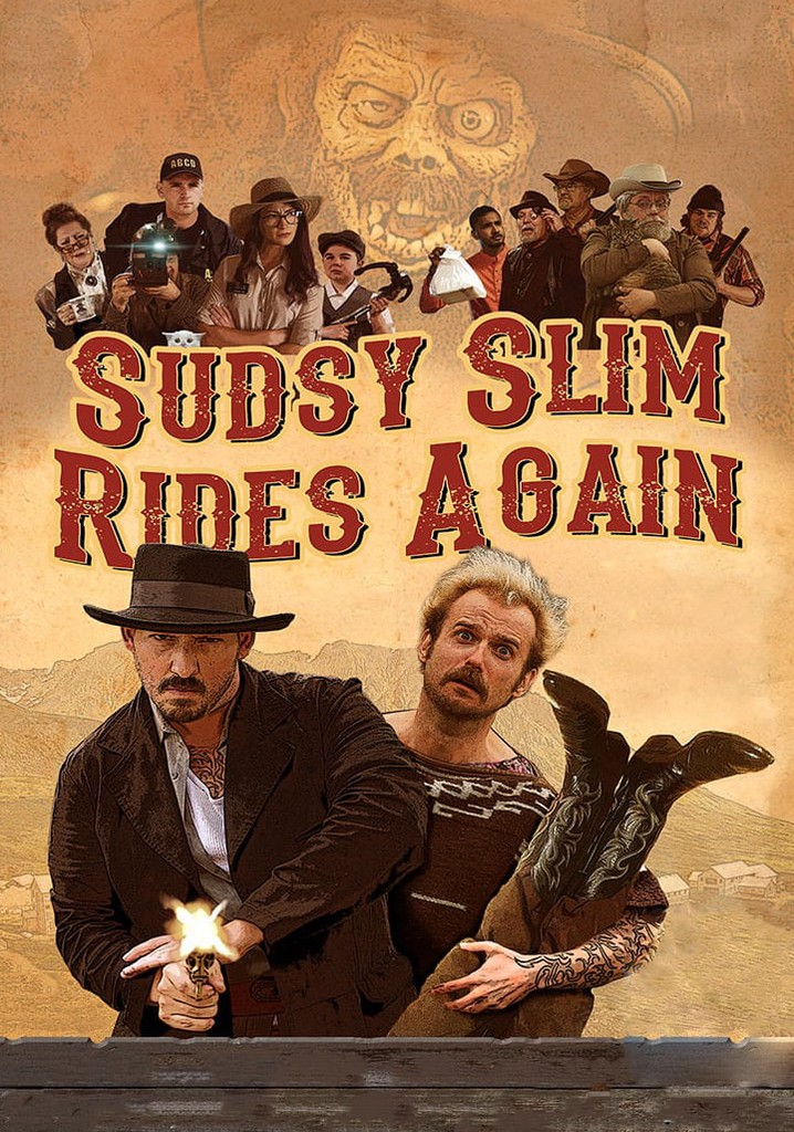 Where to watch Sudsy Slim Rides Again