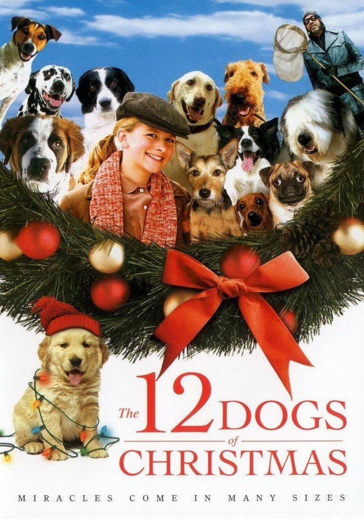 Where to watch The 12 Dogs of Christmas