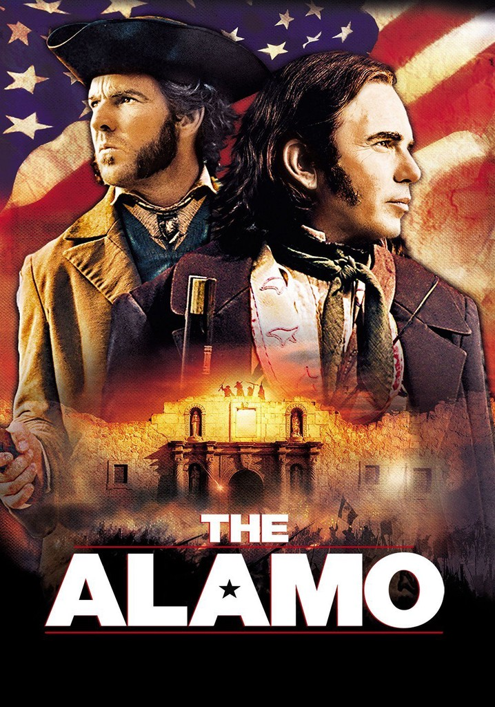 Where to watch The Alamo