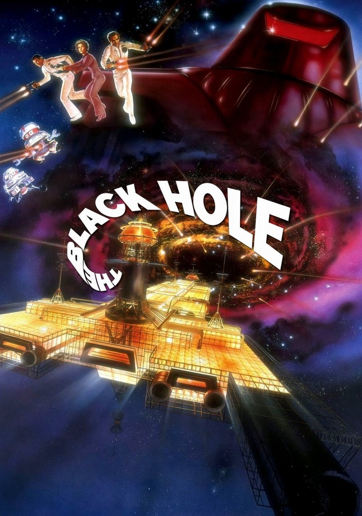 Where to watch The Black Hole