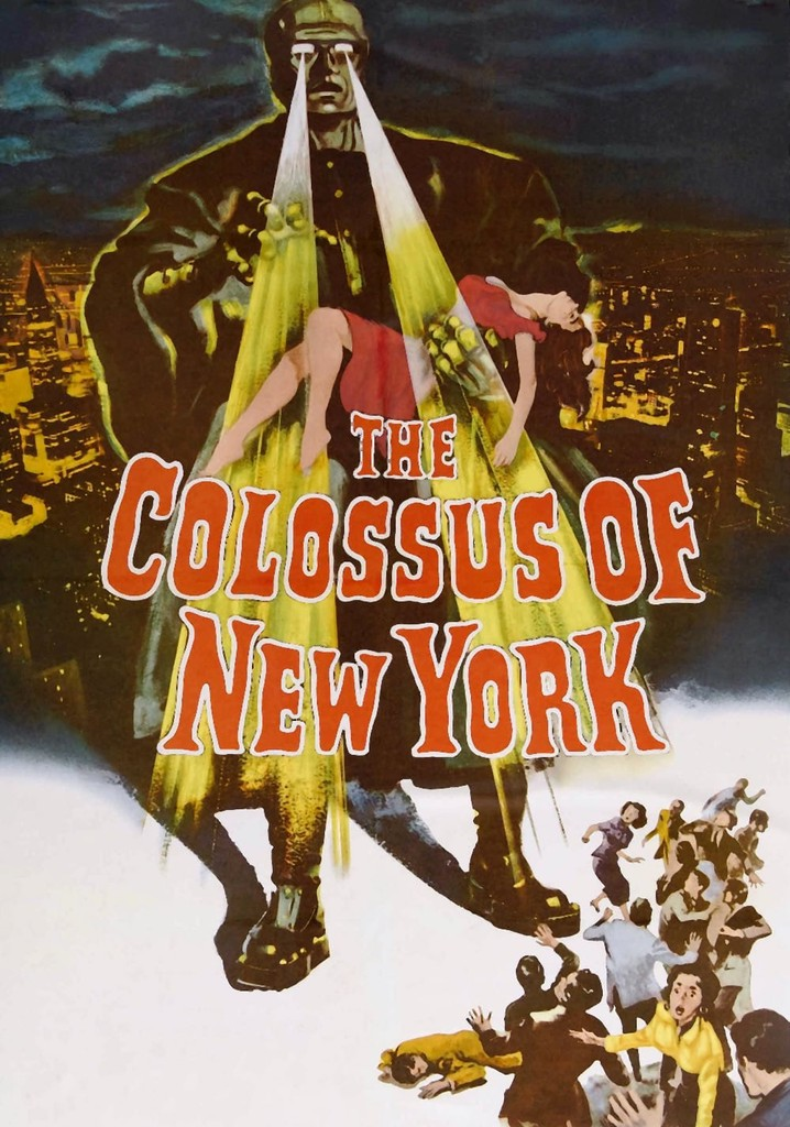 Where to watch The Colossus of New York