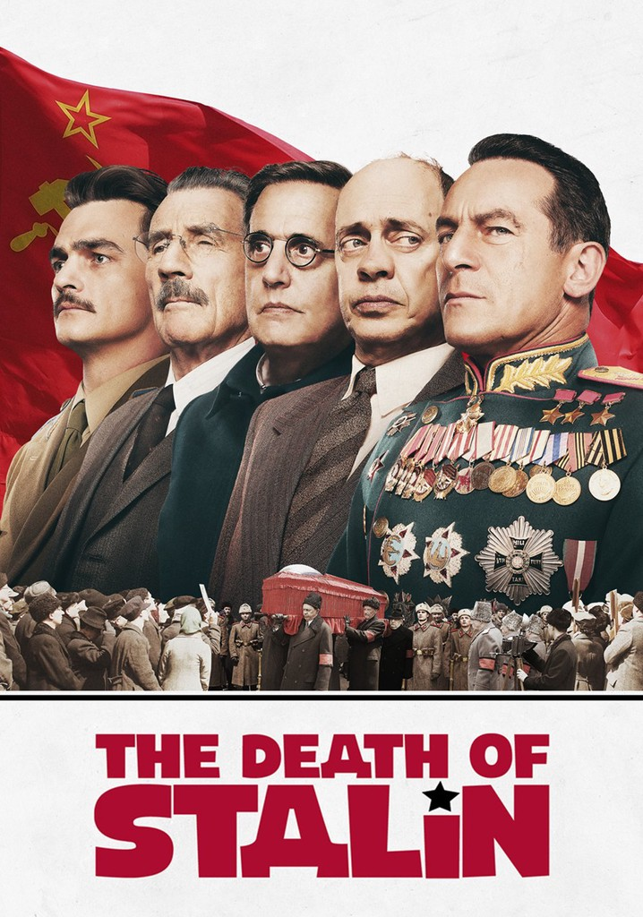 Where to watch The Death of Stalin