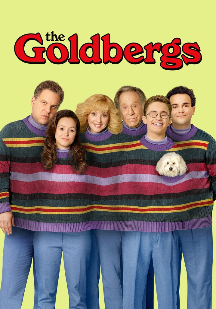Where to watch The Goldbergs