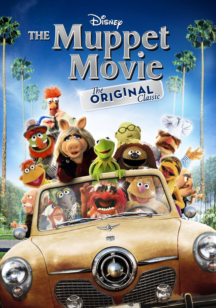 Where to watch The Muppet Movie