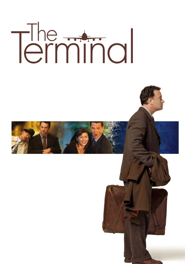 Where to watch The Terminal