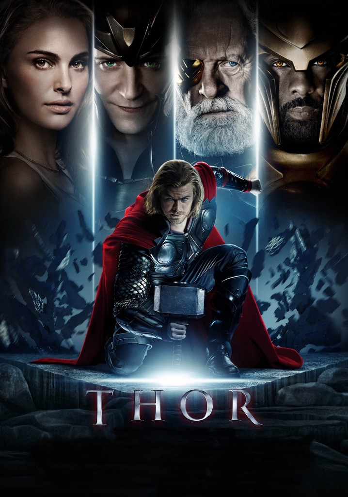 Where to watch Thor