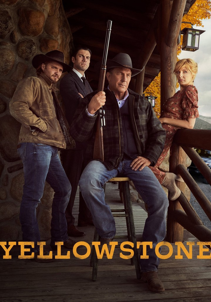Where to watch Yellowstone